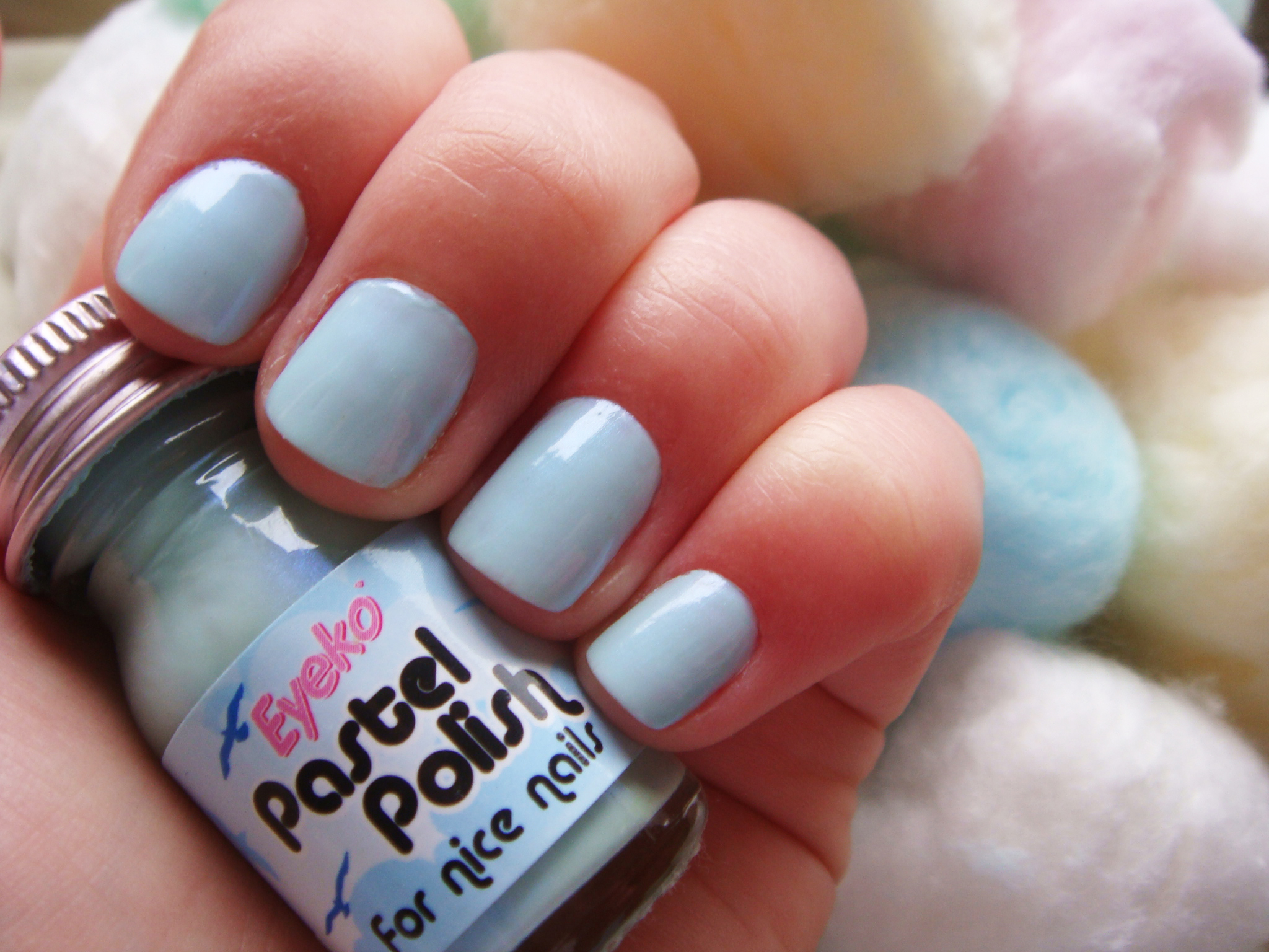 Eyeko Pastel Polish