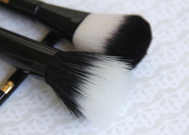 Melhores opções de pincéis nacionais de maquiagem