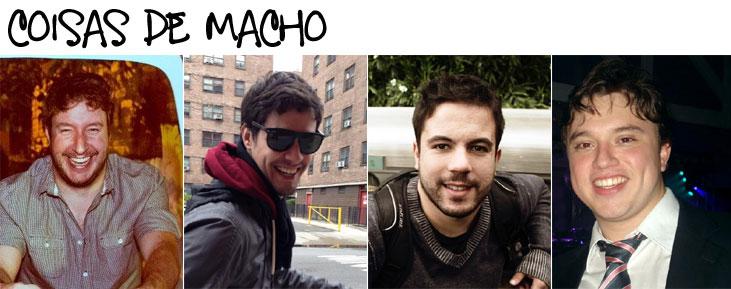 Coisas de Macho - Maquiagens