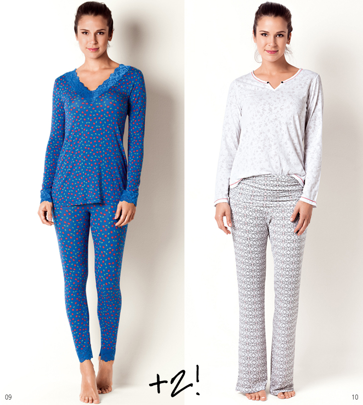 1c6e2cced 10 pijamas para ficar quentinha e confortável!