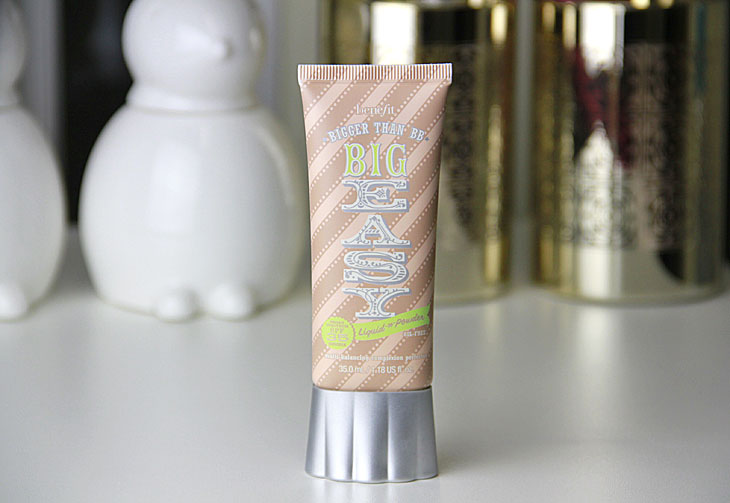 pele oleosa BB Cream Big Easy Benefit