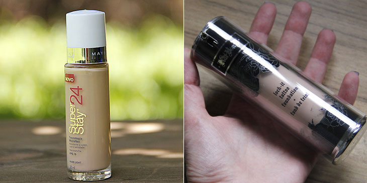 as melhores bases para pele oleosa