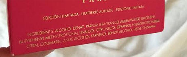 Perfume La Tentation de Nina Ricci
