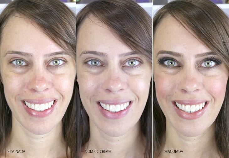 cc cream eudora resenha resultado na pele oleosa