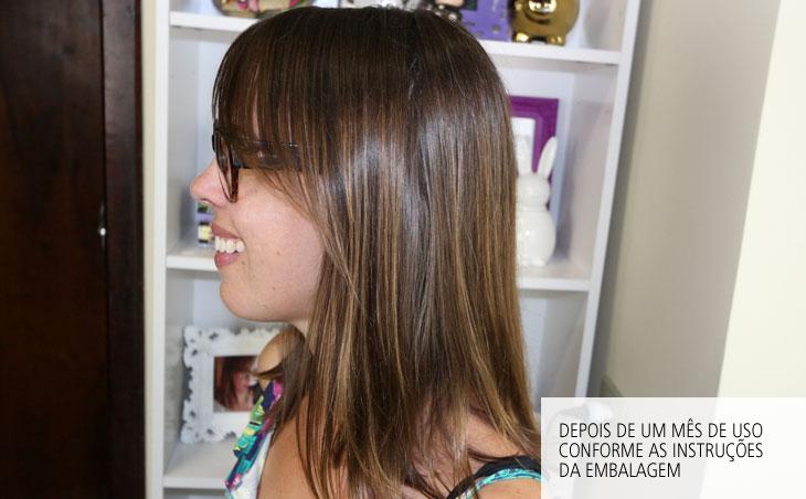 kit socorro crono lola resultado no cabelo