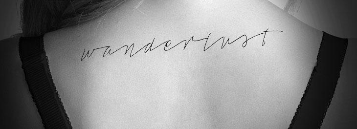 Fontes para tatuagem 10 sugestes de tipos de letra delicada e muito feminina seria uma tima opo para as mulheres que procuram uma tatuagem discreta acho at que seria a minha opo para o caso de uma thecheapjerseys Image collections