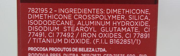 Blur Mágico Revitalift L'Oreal ingredientes
