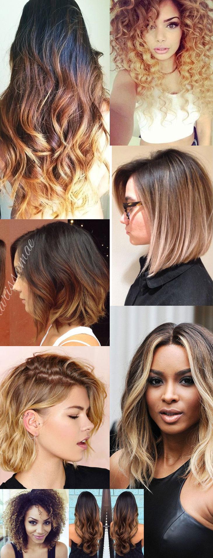 Ombré Hair para inspirar