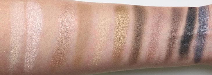 Paleta de sombras Koloss - Dupe da Naked