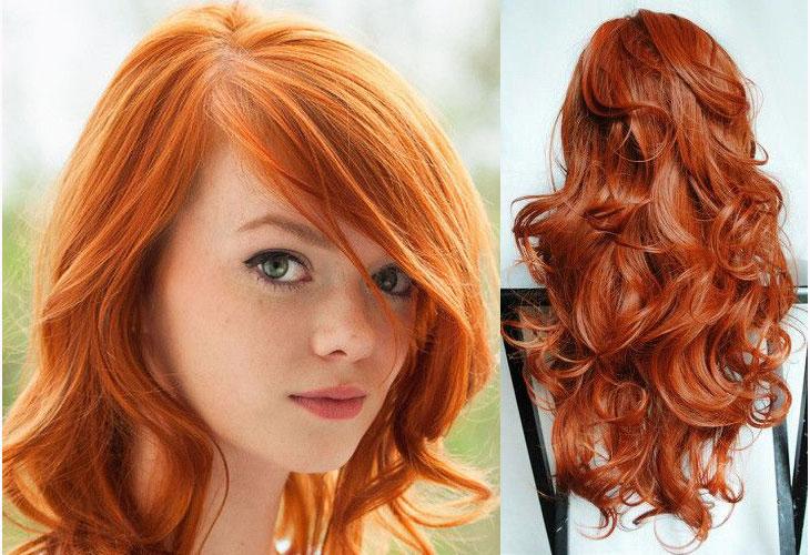 Extremamente Ombré hair ou ruivo: 80 fotos para inspirar a mudança de cor HU12