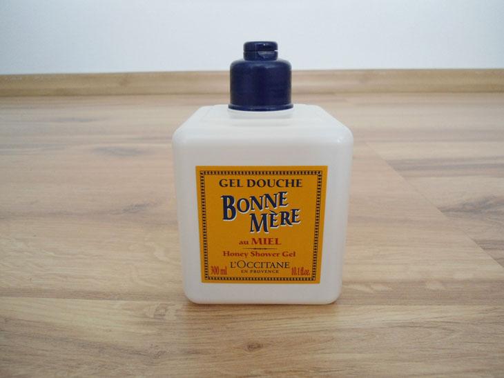 sabonete líquido bonne mere au miel
