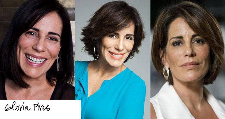 Resultado de imagem para mulheres mais velhas que trocaram os cabelos longos para curtos