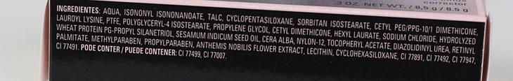 Mary Kay Corretivo Yellow ingredientes