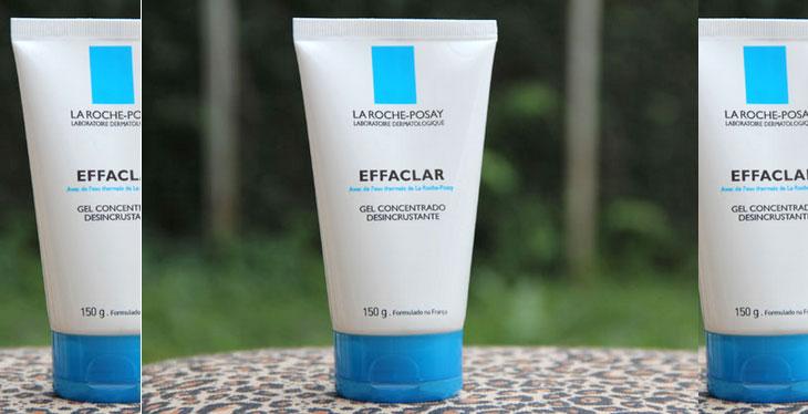 Effaclar Gel Concentrado Desincrustante La Roche-Posay para pele oleosa