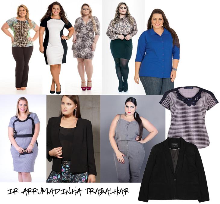 onde comprar roupas plus size