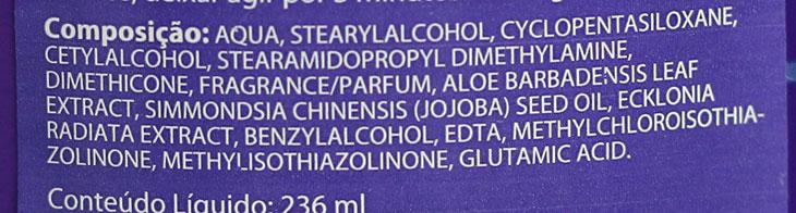 Aussie no Brasil ingredientes da fórmula