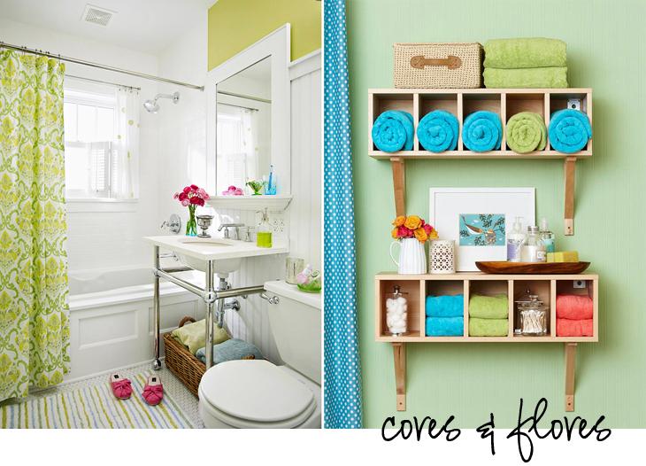 Banheiros decorados com a sua cara! -> Decorar Banheiro Infantil