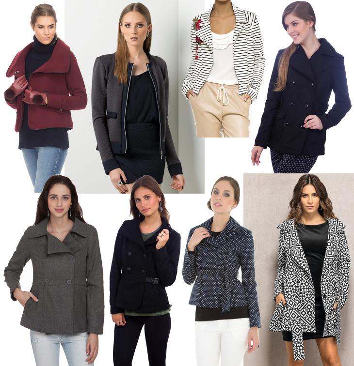 casacos de inverno baratos