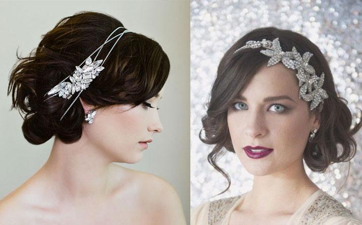 Famosos Penteados para noivas: os 101 mais maravilhosos! BT28