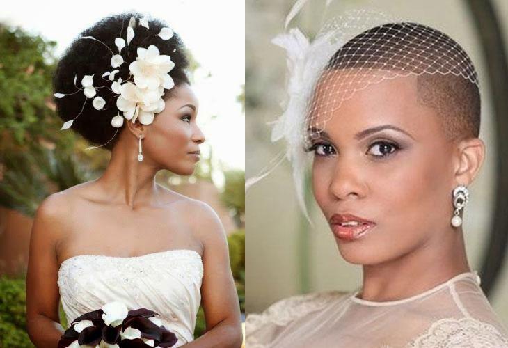Penteados para noivas