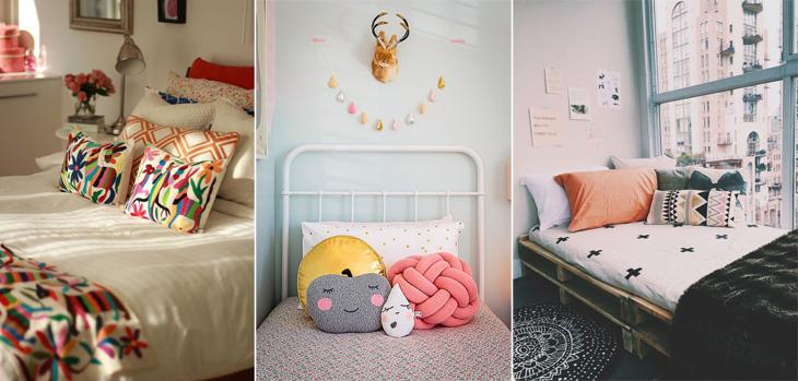 Dicas para deixar seu quarto mais aconchegante! ~ Como Deixar Quarto Pequeno Aconchegante