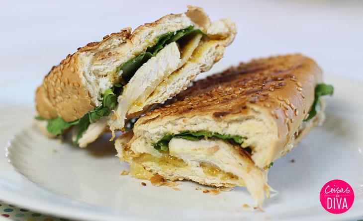 Sanduíche natural: 4 receitas deliciosas e diferentes!