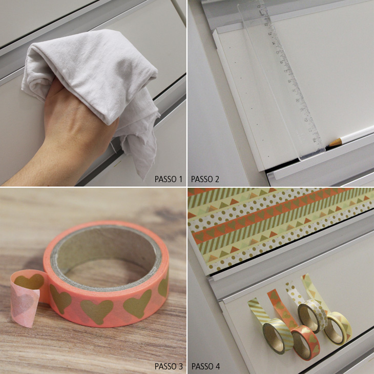 Diy como decorar com washi tape - Como decorar con washi tape ...