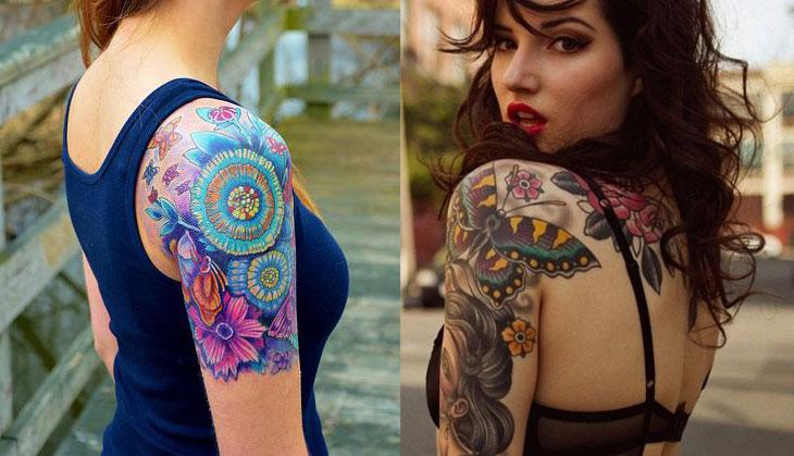 Tatuagem feminina