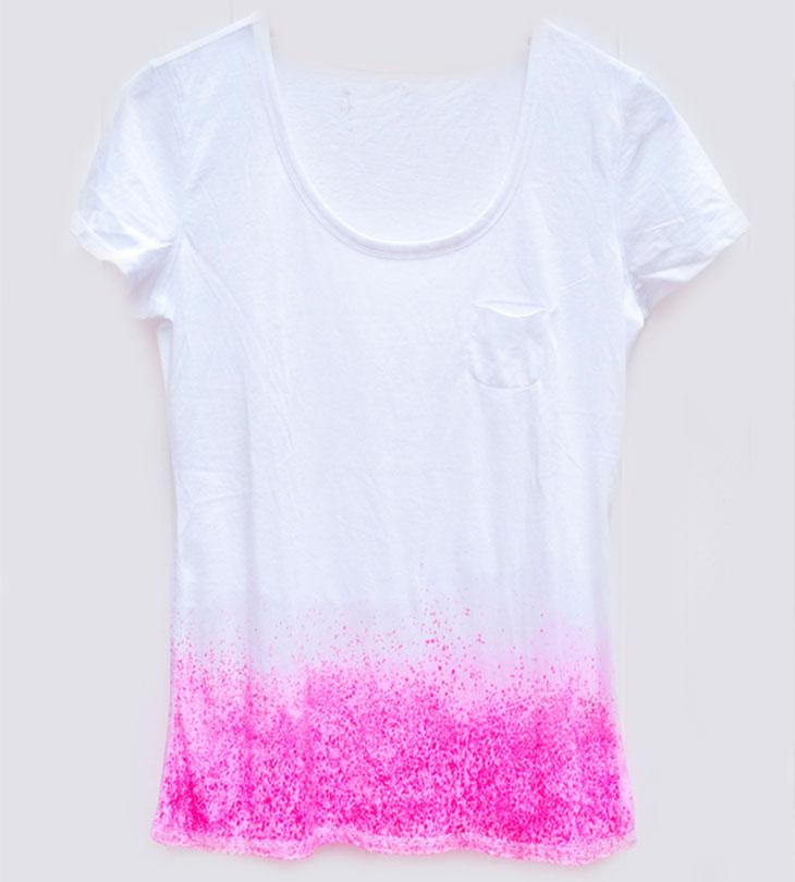 b9d0afd26 Camisetas Customizadas  os 100 modelos mais bonitos para fazer em casa