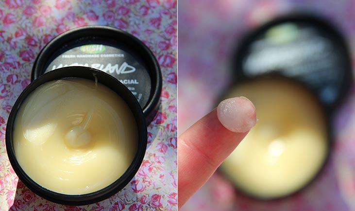 loção de limpeza facial ultrabland