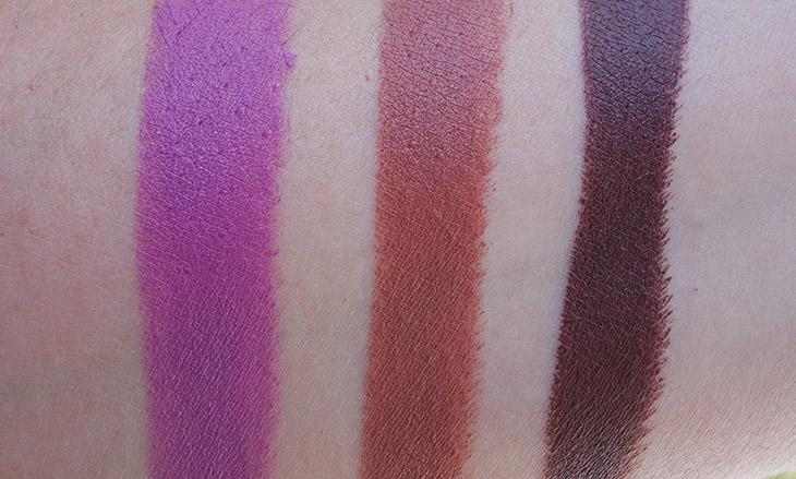 The matte lip collection meus tr s novos batons da mac us11 for Que significa velvet
