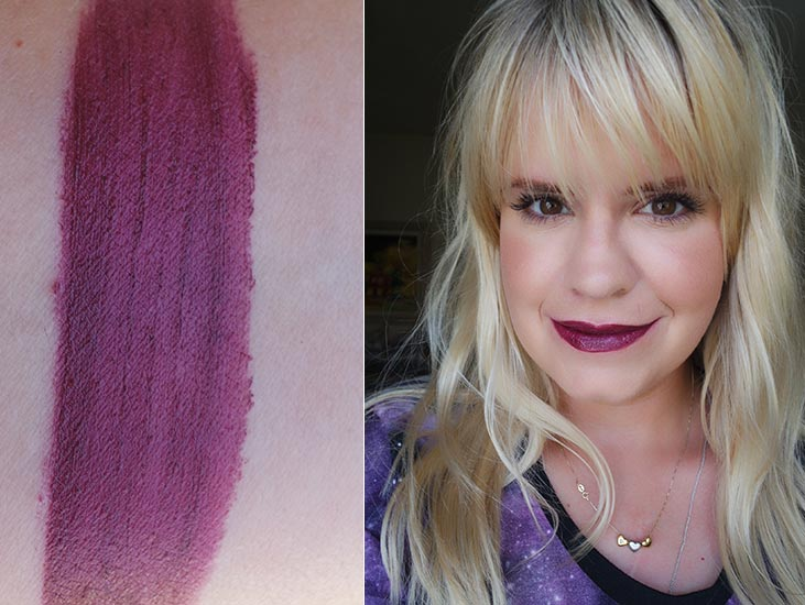 soft matte lip cream transilvania