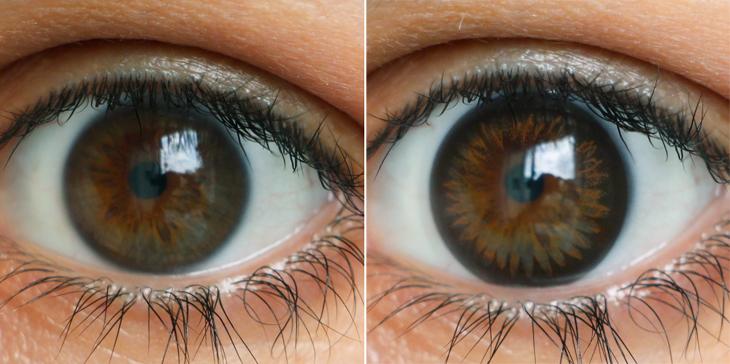 Testei  lentes de contato 1-Day Define Acuvue! 83a6dcc4c5
