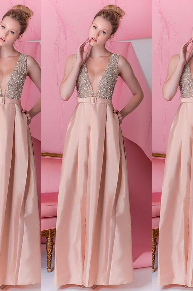 83c03decf Vestidos de formatura: + de 100 modelos para arrasar na festa