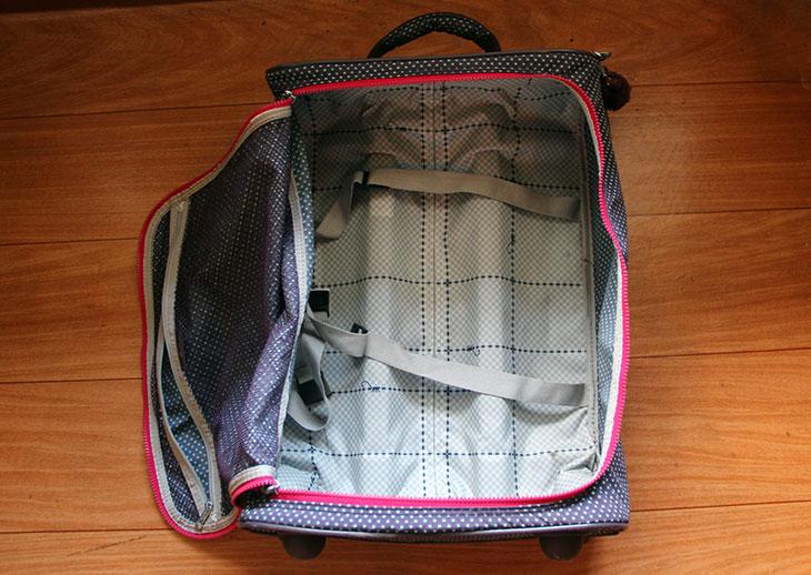 dicas para uma mala compacta