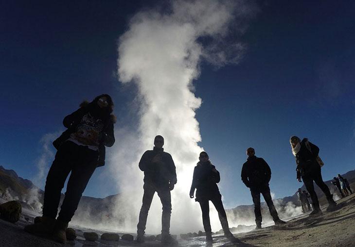 Passeios no Atacama: Geiser el Tatio