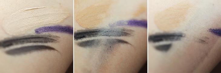 hastes removedoras de maquiagem