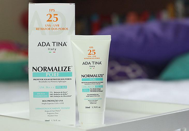 Protetor Normalize Pore Ada Tina FPS25