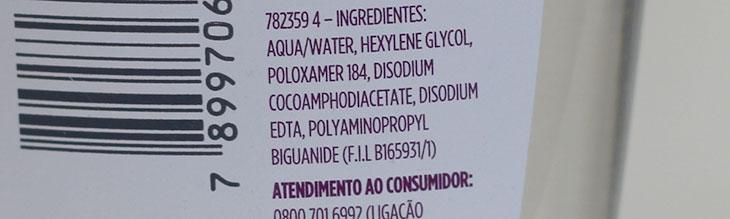 Água Micelar L'Oreal: a versão mais em conta do Bioderma