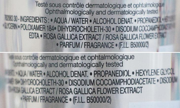 água micelar lancôme