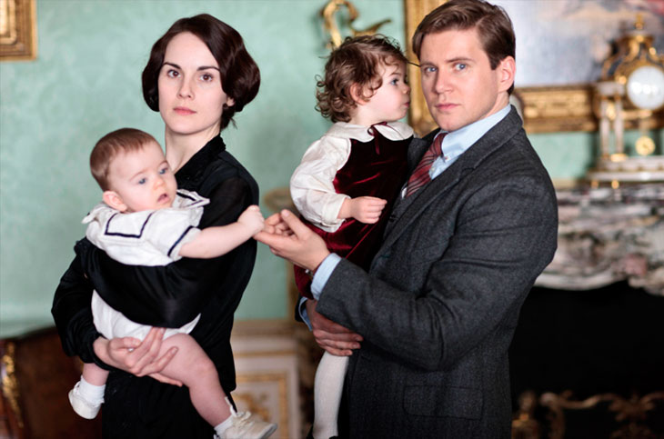 Séries para ver no Netflix: Downton abbey