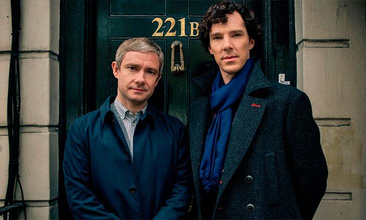 Séries para ver no Netflix: Sherlock
