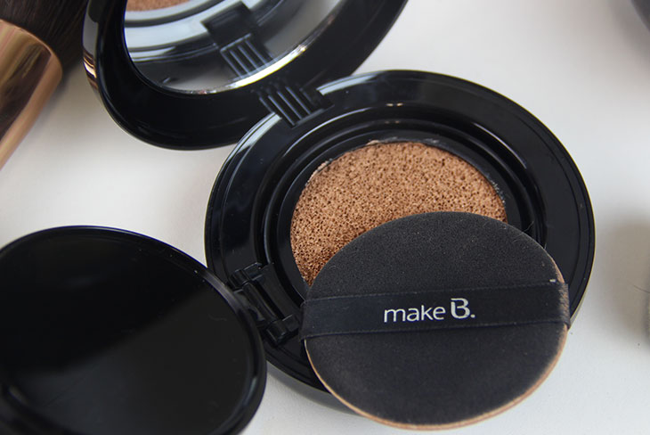 Resenha: Base Cushion Make B. Boticário