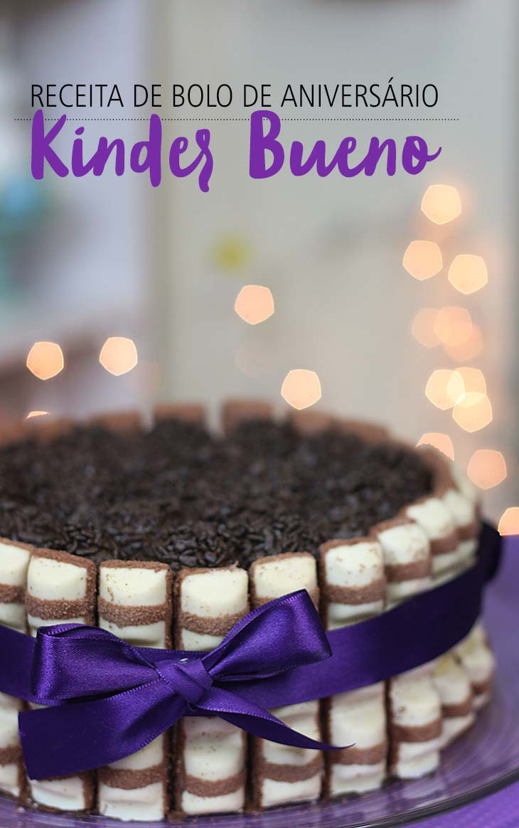 6ba33b7f7 Bolo de aniversário: as 10 receitas mais fáceis e deliciosas!