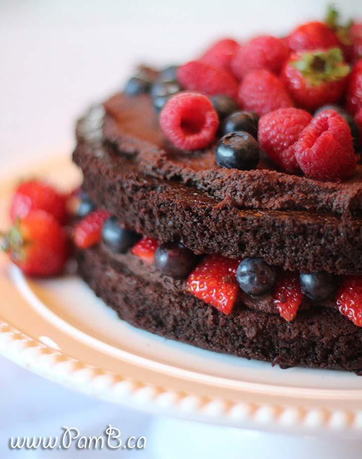 receita de Bolo de aniversário sem gluten e sem lactose
