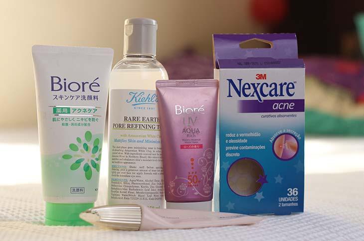 Rotina de cuidados matinais: itens aprovados para pele oleosa!