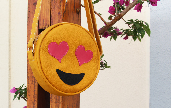 bolsa de emoji