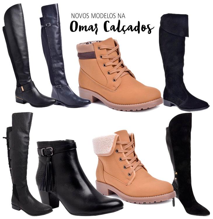 Prepare-se para o inverno com a temporada das botas!