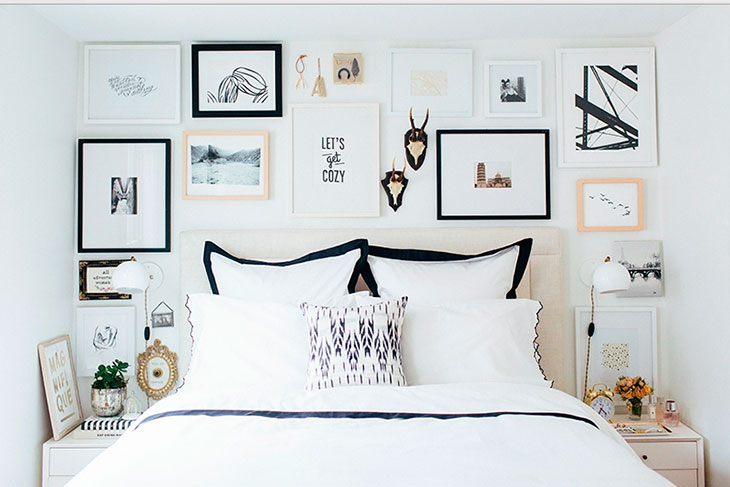 Wall Decor Placement Ideas : Como colocar posters na parede archives coisas de diva