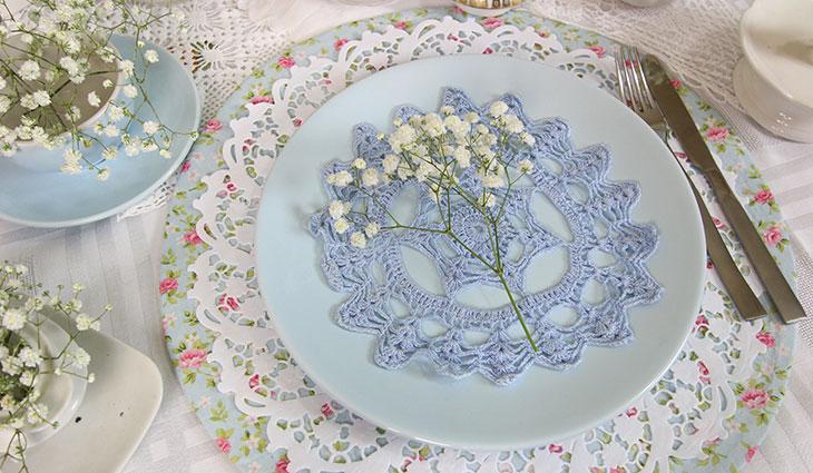 Como montar uma mesa posta bonita para o Dia das Mães